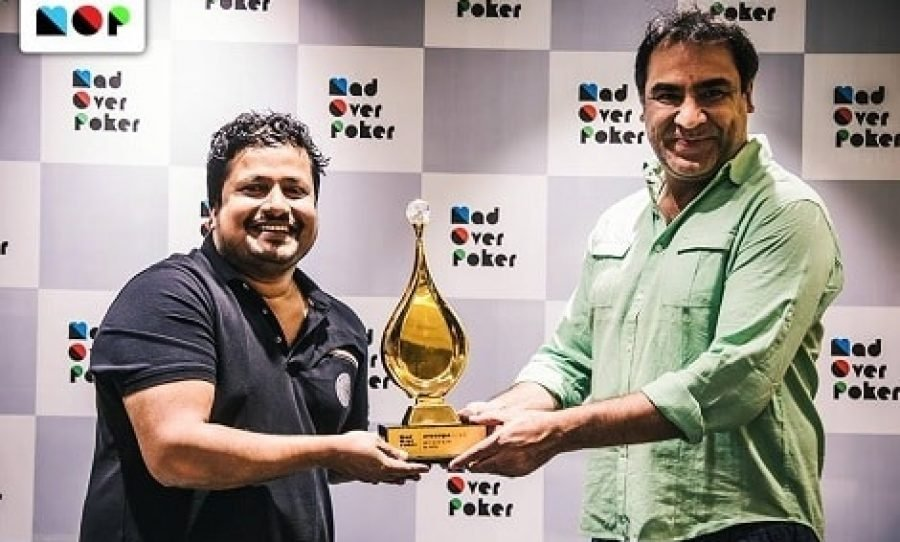 Santosh Suvarna Wins MadOverPoker Hysteria Live 2.0 For ₹2 Lakhs