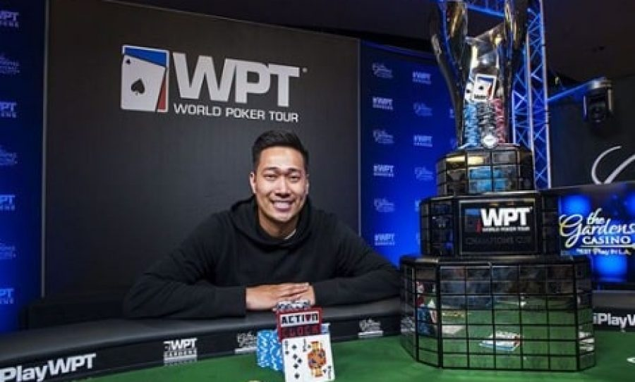 WPT 2018: Simon Lam Takes Down WPT Gardens Main Event For $565