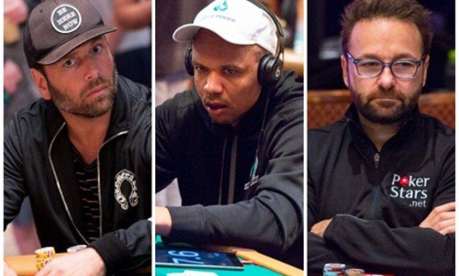 WSOP 2018: Rick Salomon Tops Day 1 in The Big One for One Drop With 19 Remaining