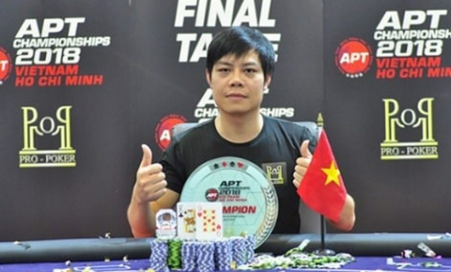 Cao Ngoc Anh Wins APT Vietnam Championships Event For VND 1