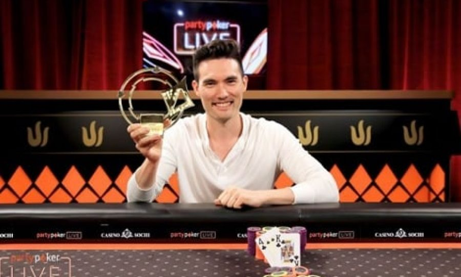 Aymon Hata Wins 2018 Triton Poker High Roller Sochi For RUB 48