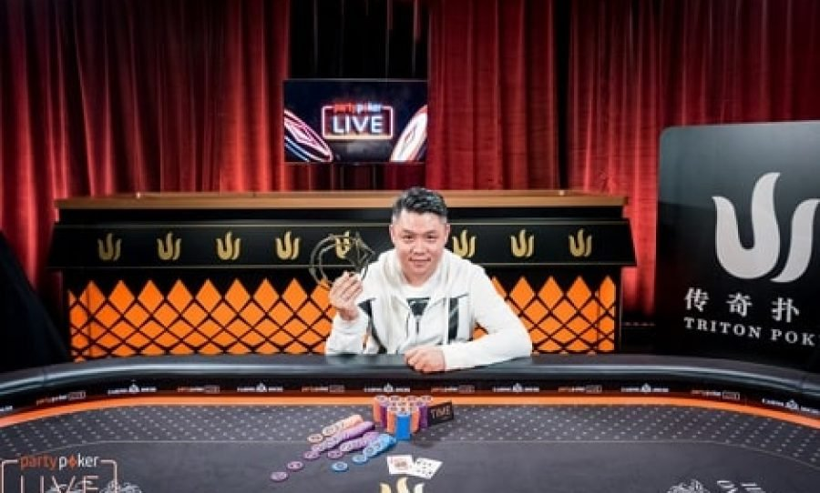 Ivan Leow Wins Triton Poker Super High Roller Sochi For RUB72