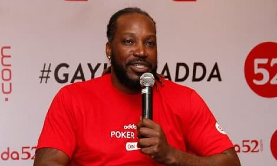 Cricket Superstar Chris Gayle Joins Adda52 as Brand Ambassador