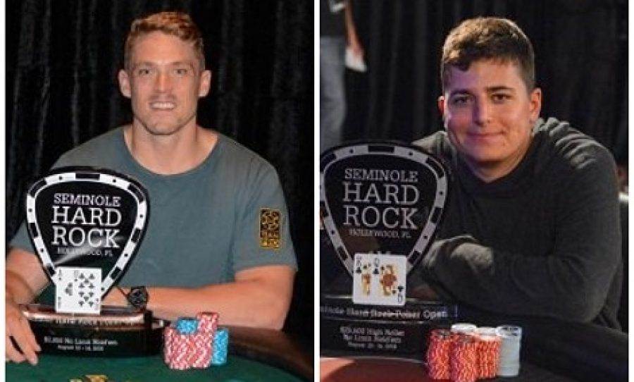 SHRPO 2018: Alex Foxen Defends $2