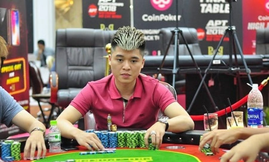 APT Vietnam: Nguyen Tuan Anh Takes The Lead After Day 2 of The Championships Event