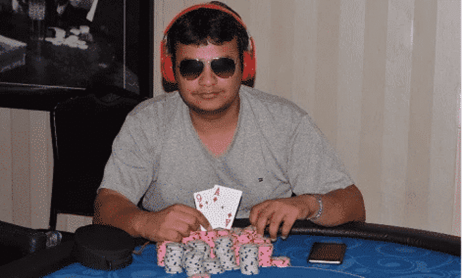 Sunday Online Railbird Report: Vishal 'mdigurgaon' Tulsyan Trailblazes to the Top