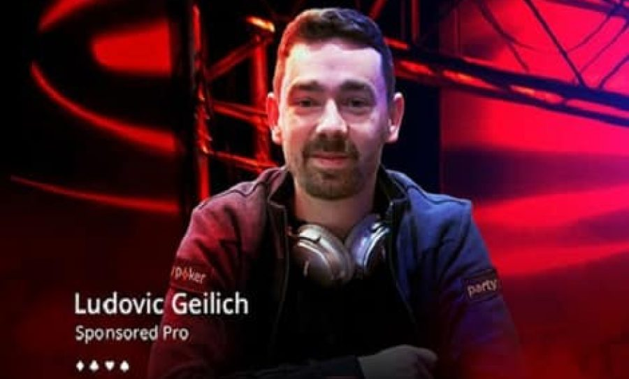 Scottish Pro Ludovic Geilich Joins partypoker as Brand Ambassador
