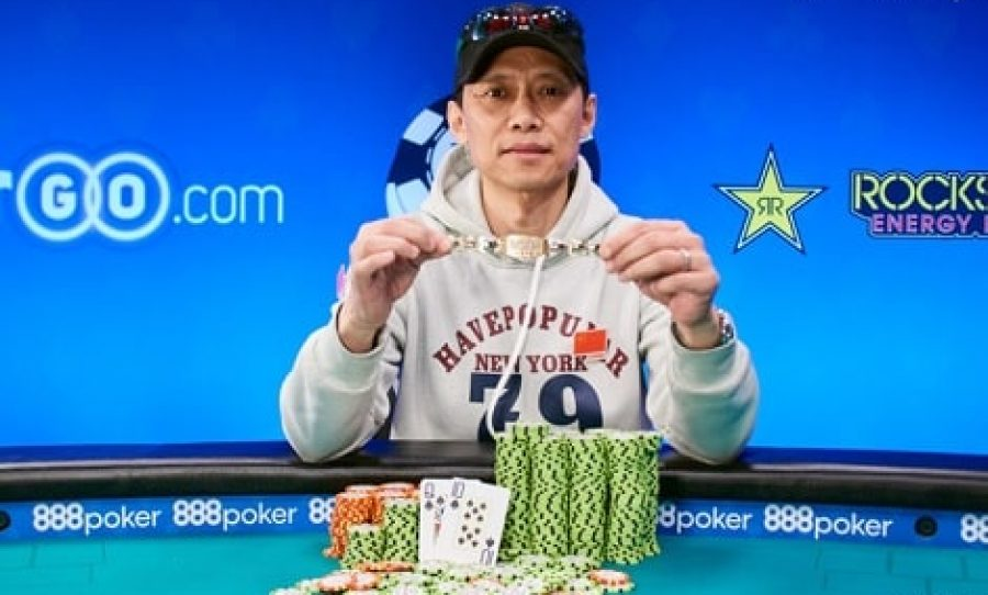 WSOP 2018: Guoliang Wei Wins The Little One For One Drop For $559