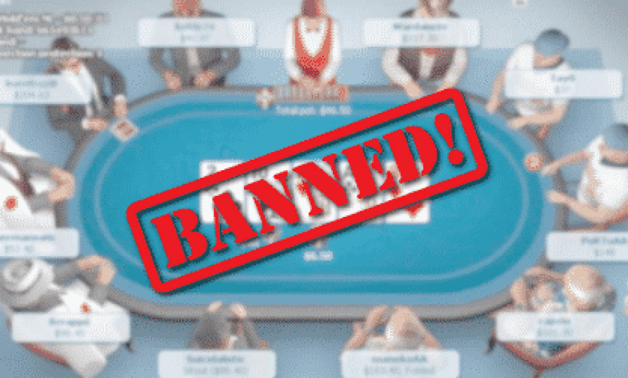 'Black Friday' For China As Government Bans All Poker Apps From June 1