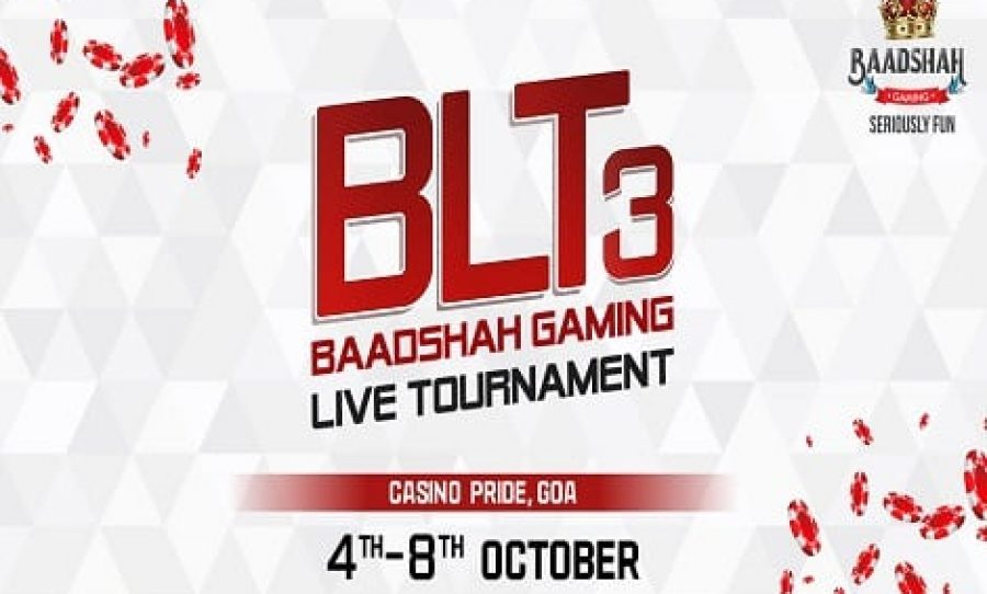 Baadshah Gaming Live Tournament Releases 3rd Edition Schedule (September 30 - October 8)