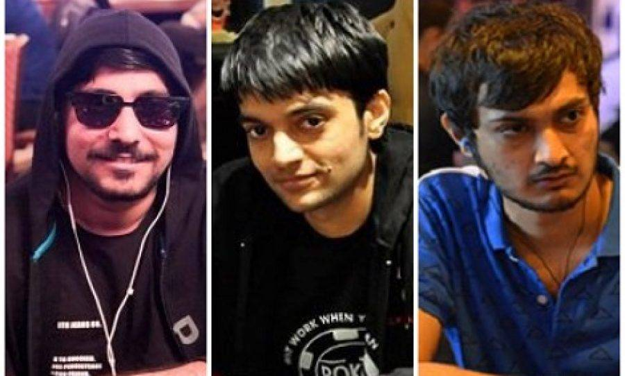 WSOP 2018: 9stacks Qualifiers Nishant Sharma & Vivek Rughani With Kartik Ved Make Day 5 in Main Event With 310 Remaining