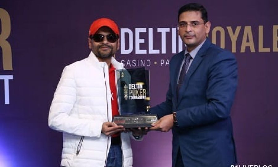 DPT July 2018: Abhishek Tibrewal Wins ₹15K NLH Bounty For ₹3.48 Lakhs