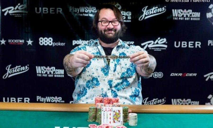WSOP 2018: Anderson Ireland Claims 1st Live Tournament Score in Style by Winning Event #67- $1