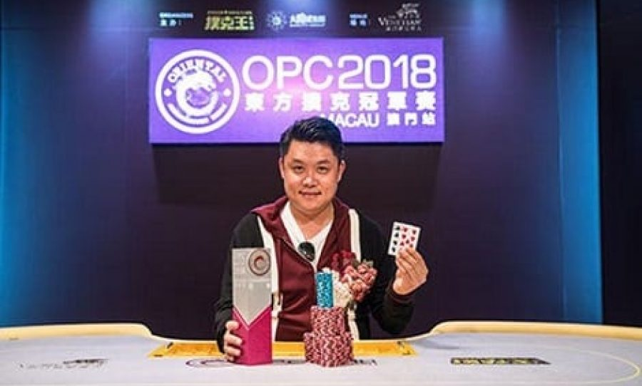 Ivan Leow Wins First Tournament Title