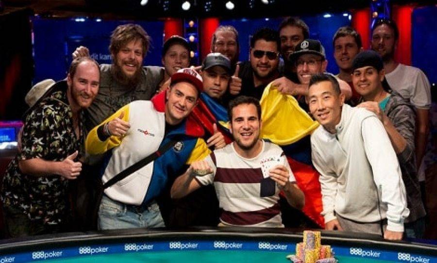 WSOP 2018: Daniel Ospina Picks Up 1st Bracelet For Columbia By Winning $1