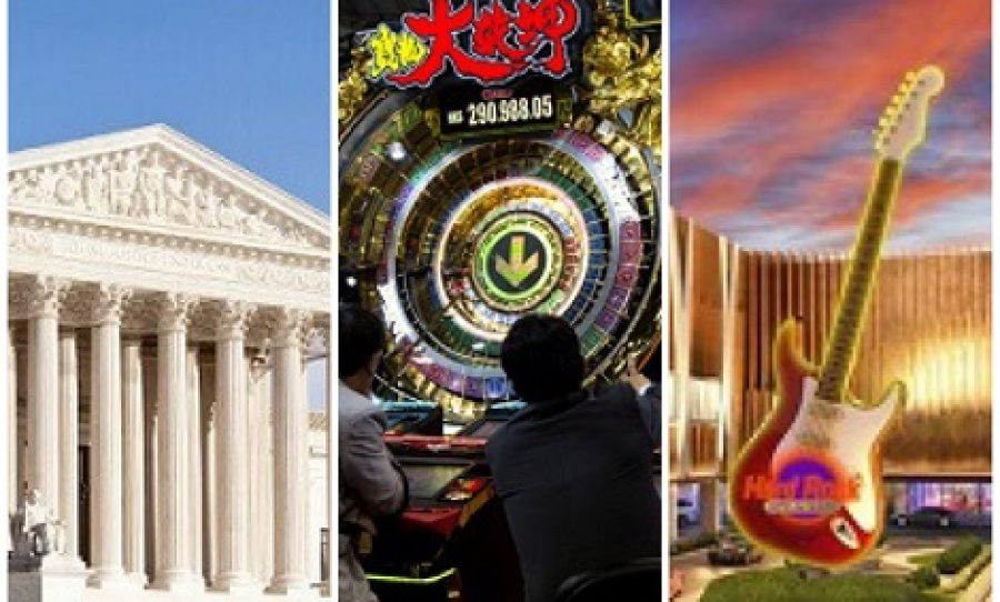 Gaming Report: US Supreme Court Clears Way for Sports Betting
