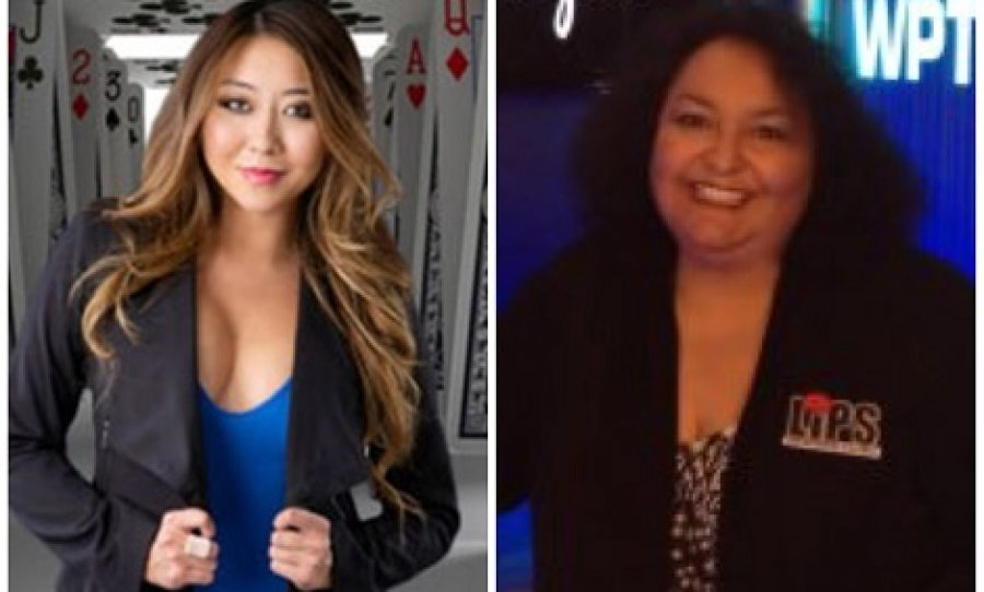 Maria Ho & Lupe Soto Inducted in Women in Poker Hall of Fame