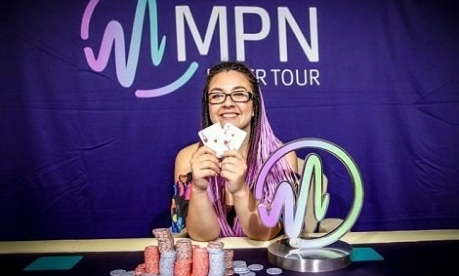 Iva Lazarova Comes Back From Half Big Blind to Become MPNPT's 1st Female Main Event Champion at Sunny Beach