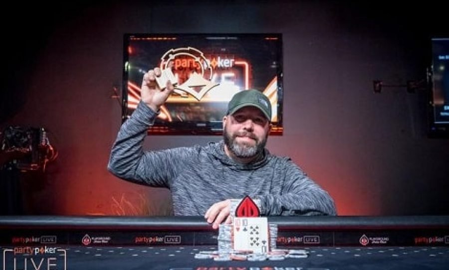 partypoker Millions North America: David Eldridge Wins C$10