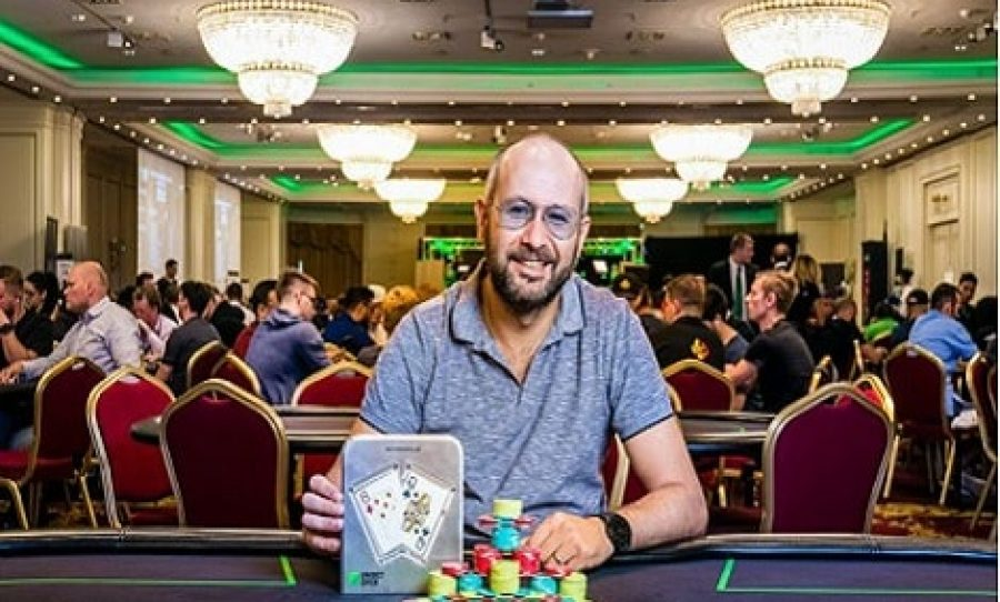 Alexandru Gavrilut Wins 2018 Unibet Open Bucharest €2