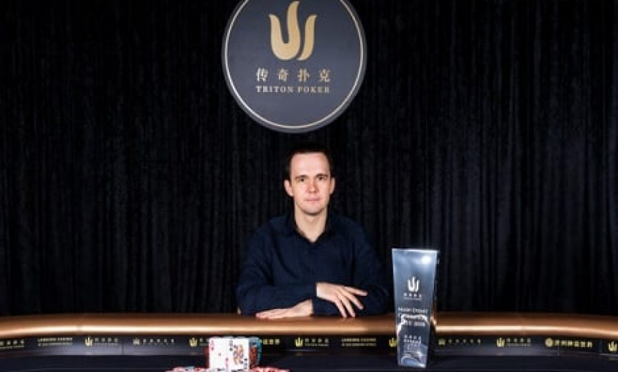 Mikita Badziakouski Wins Consecutive Triton Main Event For HK$41.25 Million ($5.25 Million)