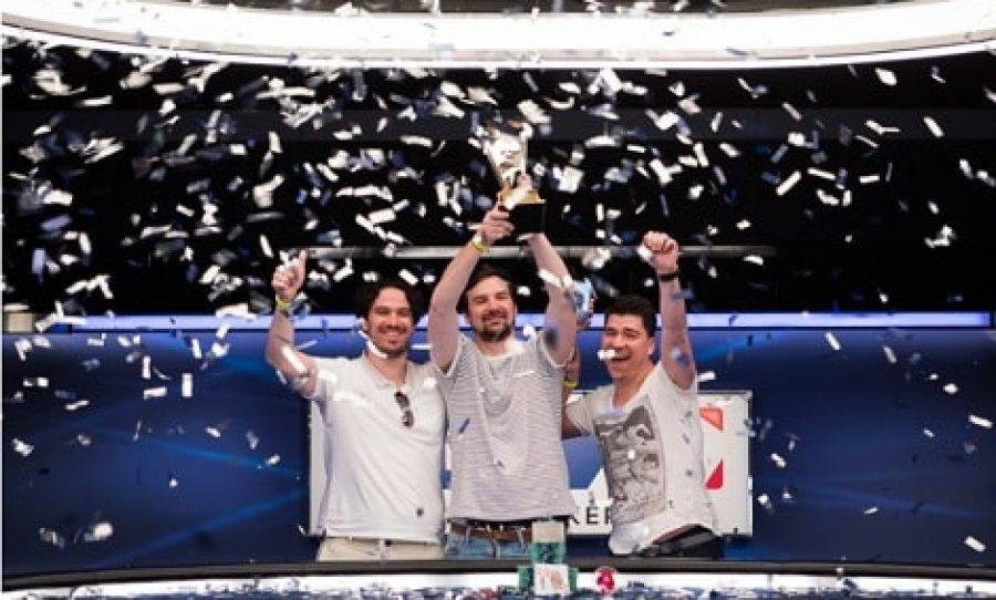 EPT Monte Carlo: French Driving Instructor Nicolas Dumont Ships Main Event For ₩712