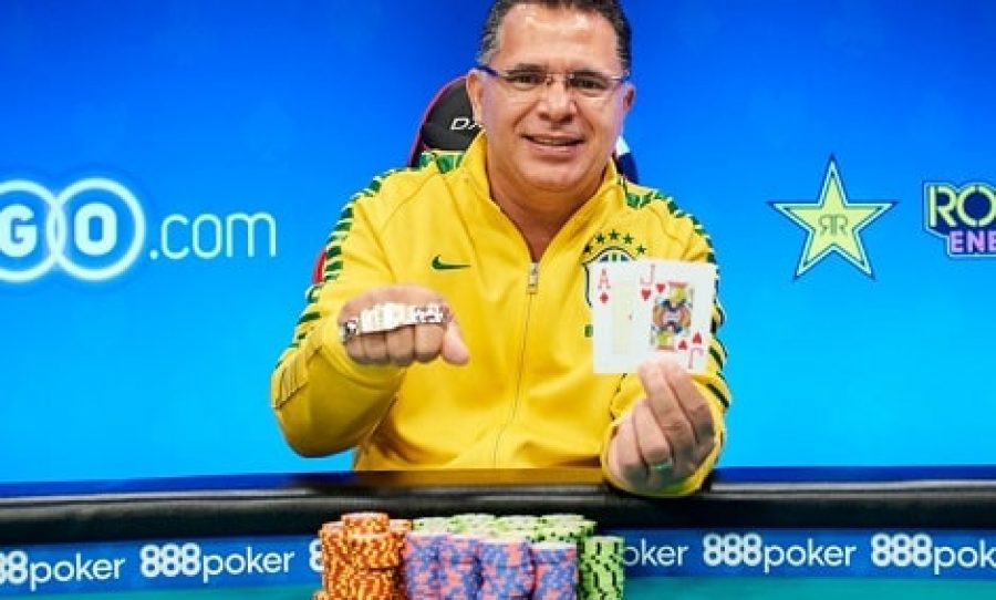 WSOP 2018: Roberly Felicio Wins COLOSSUS For $1