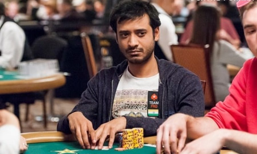 WSOP 2018: Aditya Agarwal Finishes 77th in Big Blind Antes $1
