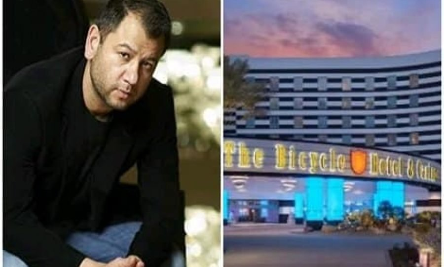 Rob Yong and The Bicycle Hotel and Casino