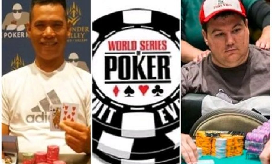 Khoa Tran, World Series of Poker and Shaun Deeb