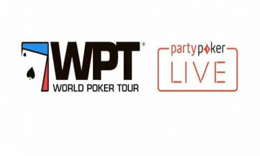 World Poker Tour and partypoker LIVE