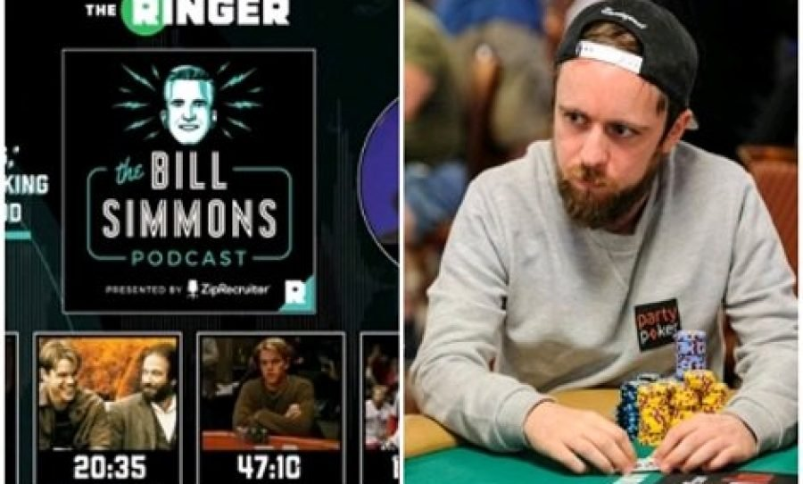 The Bill Simmons Podcast and Patrick Leonard