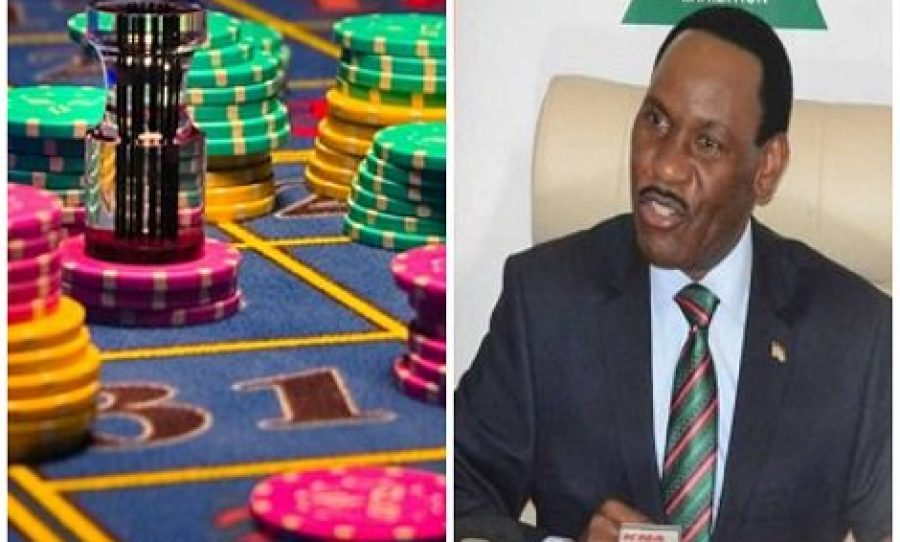 Vietnam Casino and Ezekiel Mutua
