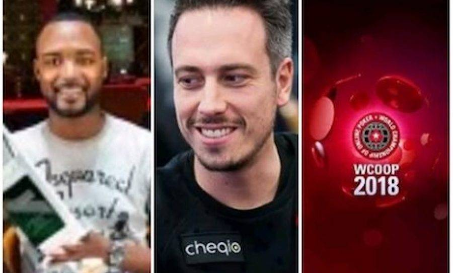 Jimmy Livramento, Lex Veldhuis and World Championship of Online Poker