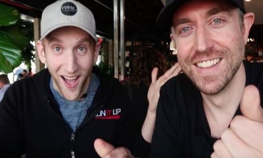 Jason Somerville and Andrew Neeme
