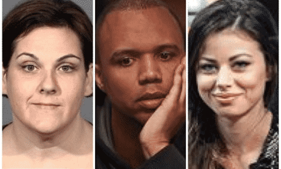 Shelby McCann's, Phil Ivey and Samantha Abernathy