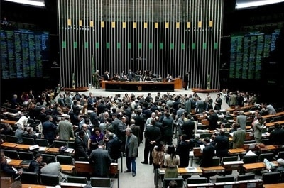 Brazil's Chamber of Deputies