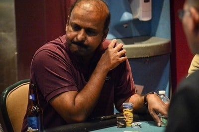 Jasthi Kumar - Winner of $600 Big Blind Ante NLHE