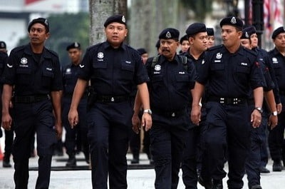 Malaysian Police Gaming Report