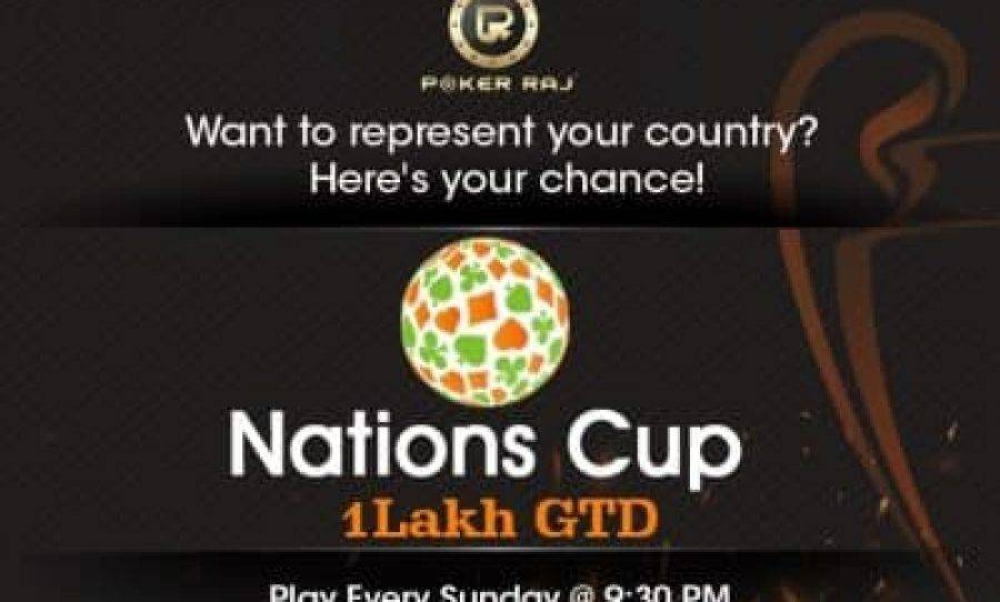 PokerRaj Nations Cup