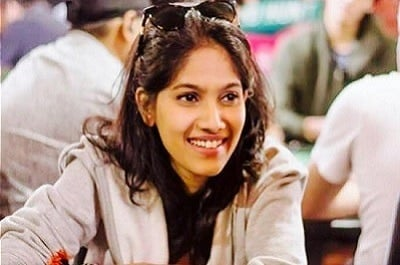 First Lady of Indian poker Shuchi Chamaria