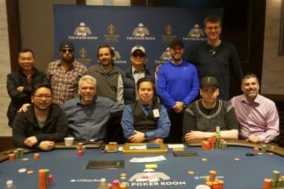 WSOPC Thunder Valley Main Event Final Table