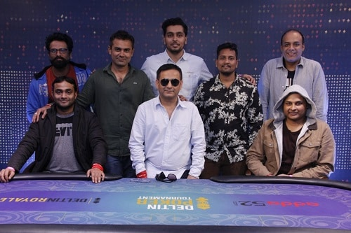 DPT February ₹15K NLH Bounty Final Table