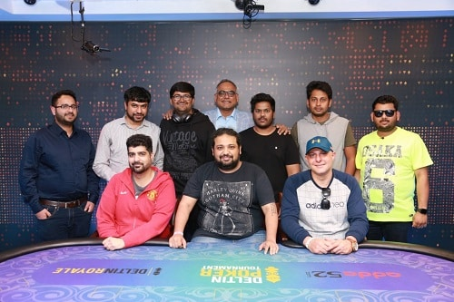 DPT February ₹35K Main Event Final Table