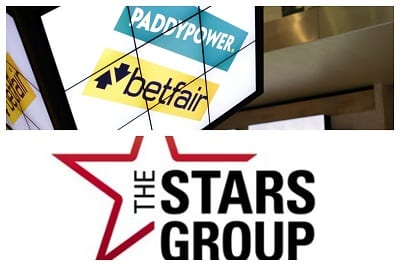 Stars Group & Paddy Power Betfair