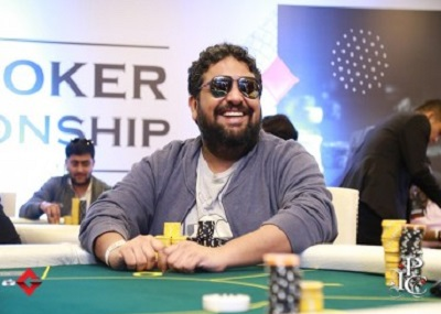 Dhaval Mudgal - IPC 100K High Roller final table