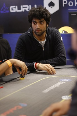 2nd in Chips Armaan Kochhar