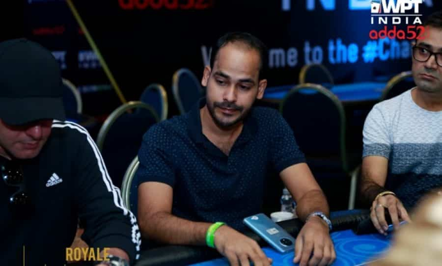 Debashis Bal leads final 29 into Day 2 of WPT SuperStack