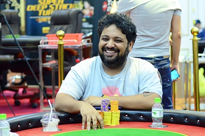 Dhaval Mudgal leads 45 from Day 1B of APT Vietnam Championships Event