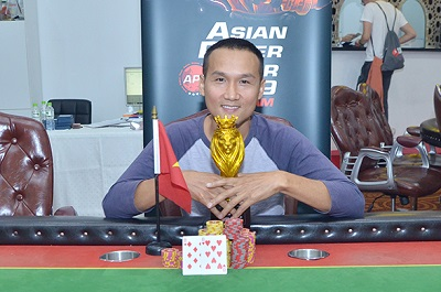 Linh Tran wins High Rollers Single Day
